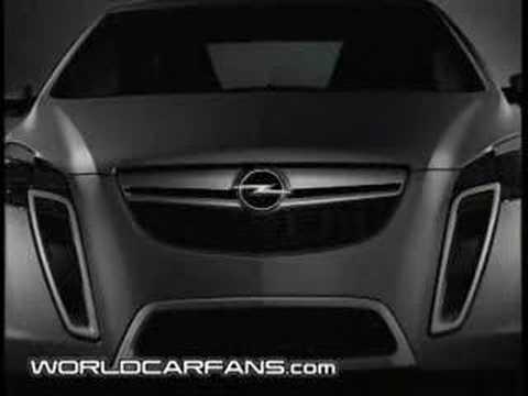 Opel Gtc Concept Youtube