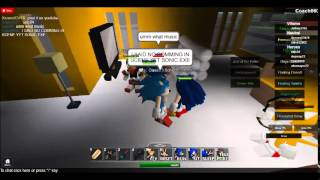 Roblox Movie 1 Sonic exe