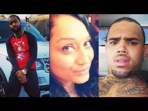 Chris Brown Says His Baby Mama is a Gold Digger, Also F*ck Jas Prince and Dares them to PULL UP!