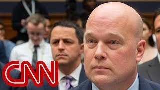 Nadler: Whitaker didn't deny discussing Cohen with Trump