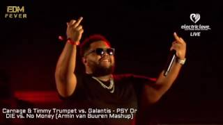 Carnage - Drops Only @ Electric love festival 2017