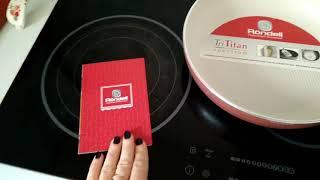 Посуда  Rondell. Обзор сковороды Rosso.