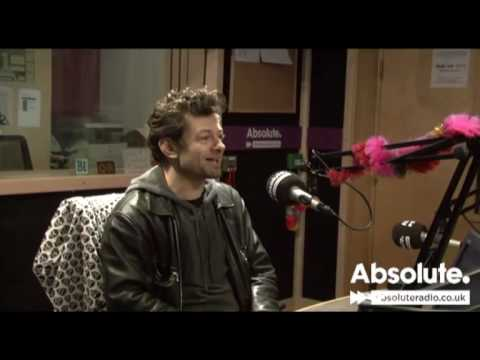 Andy Serkis interviewed about playing Ian Dury in Sex & Drugs & Rock & Roll