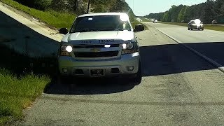 Welfare Check on NCSHP Trooper