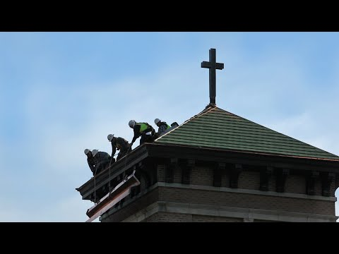 St Peter Catholic Church - Restoring the Sacred in Omaha