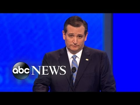 Ted Cruz, Donald Trump Advocate Bringing Back Waterboarding