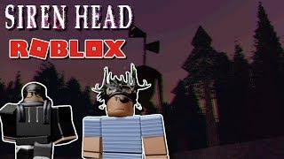 HE HAS NO HEAD? - Roblox Gameplay Siren Head