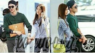 yoona and sehun sweet moment couple ever