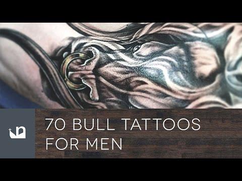 70 Bull Tattoos For Men