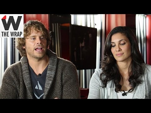 'NCIS: Los Angeles' Stars Eric Christian Olsen, Daniela Ruah Answer Your Twitter Questions