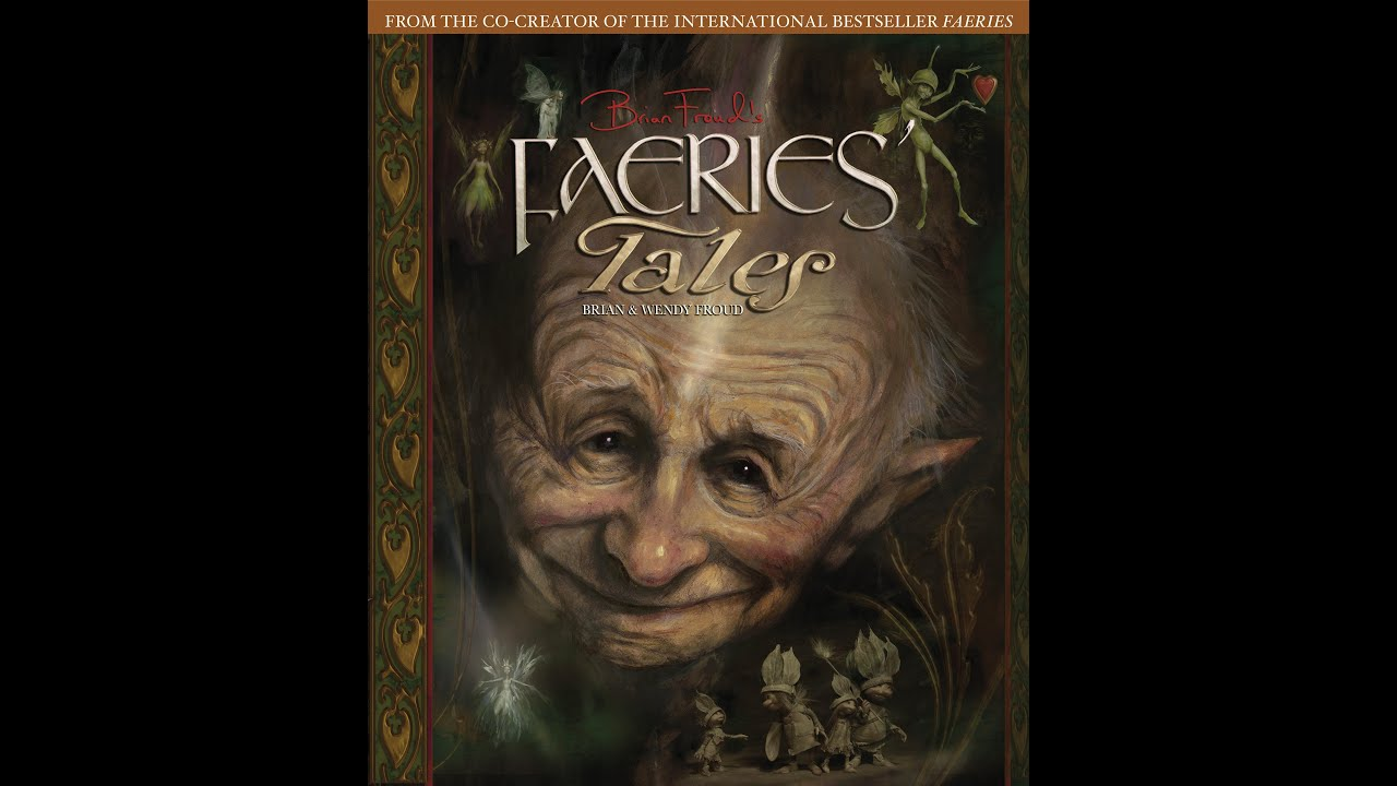 Image result for brian froud fairy tales
