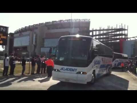 New England Patriots Super Bowl XLVI