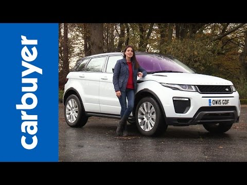Range Rover Evoque 2016 review – Carbuyer