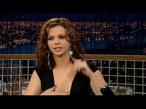 Conan O'Brien 'Amber Tamblyn 52305