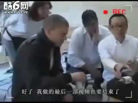 Wentworth Miller in China Me&City Autumn/Winter Photoshoot #2