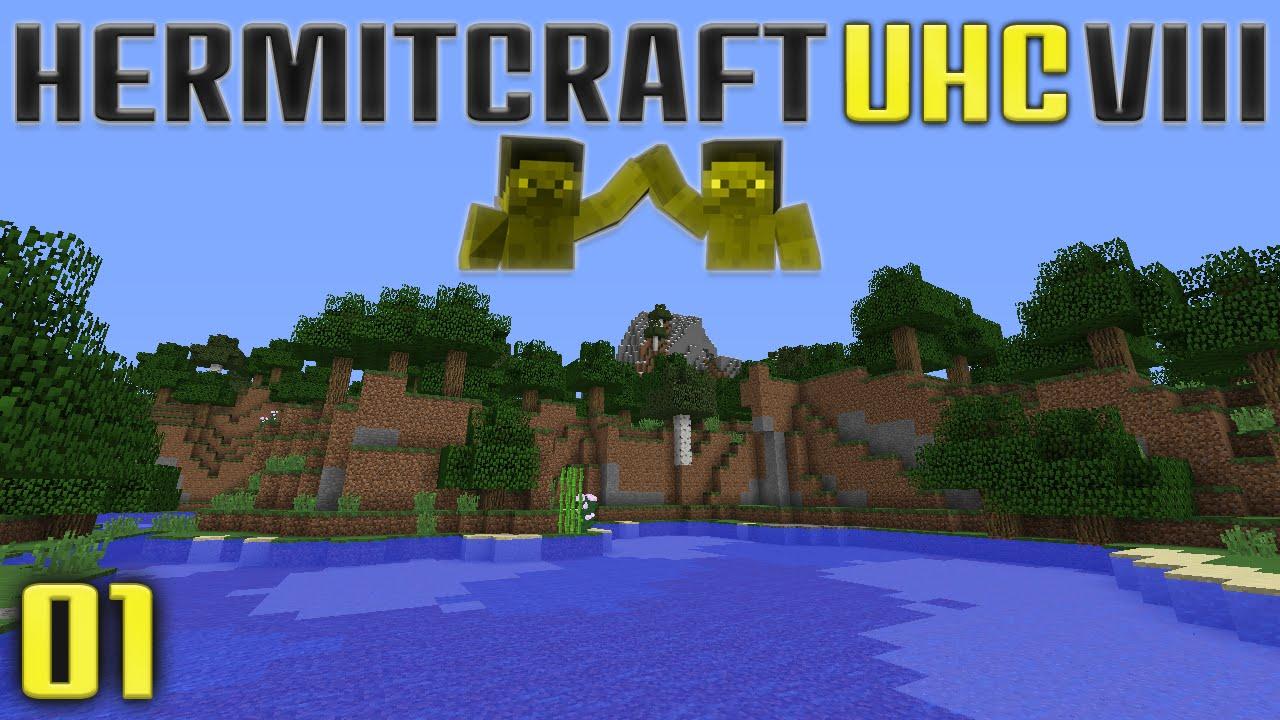 Hermitcraft UHC Season 8