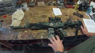 DPMS Pather arms AR-15 carbine review. | The Combat arms channel