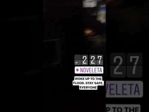 Noveleta flood (September 12, 2017)