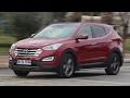 Test - Hyundai Santa Fe AWD