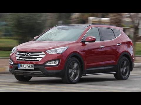 Test Hyundai Santa Fe AWD