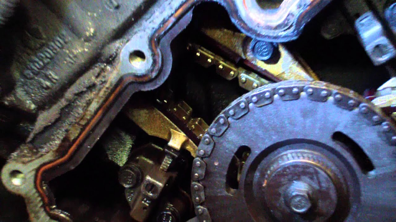 timing chain slack