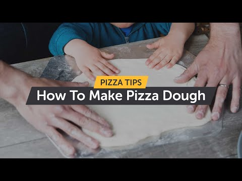 Ooniversity   How To Make Pizza Dough