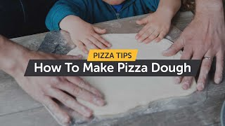 How To Make Pizza Dough | Uuniversity