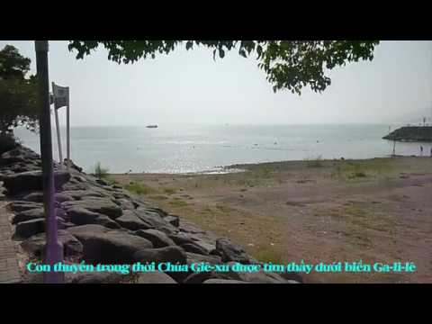 """BIỂN HỒ GA-LI-LÊ và """"CHIẾC THUYỀN CHÚA GIÊ-XU"""" (13.10.2015) Mục sư Lê Minh Đức"""