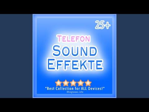 Altes Telefon Klang - Sounddesign Sound Effekt