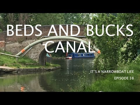 38 mile canal dating from 1603