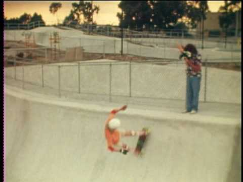 Old school Skateboarding with Stacy Peralta!!