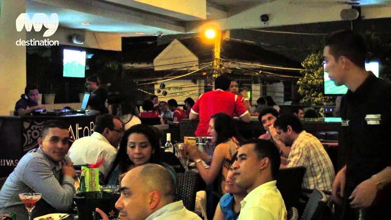 Terraza de altabar panama youtube for Alta cuisine panama