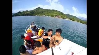 Xiaomi YI Action Camera - Pamutusan Island - Pagang Island - Review Video