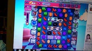 Candy crush level 1458