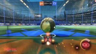 Rocket league| Alpha plays (PS4)|w/ Roblox gaming