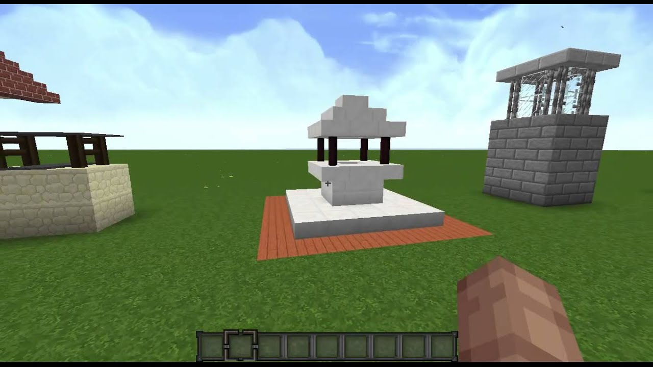 Decoracion minecraft chimeneas exteriores youtube for Decoracion para exteriores