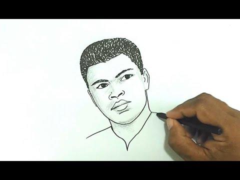 Как нарисовать мухаммеда