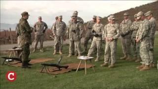 Exklusiv: US-Militär rollt durch Sachsen