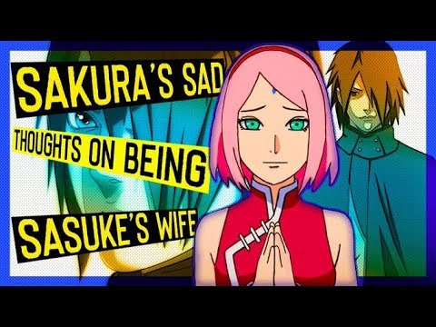 Sakura's Deepest Thoughts On Being Married To Sasuke Revealed!