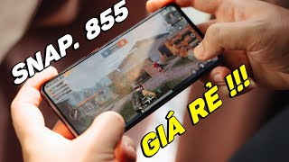 Tư vấn TOP smartphone Snapdragon 855 cực mạnh giá rẻ nhất!!!