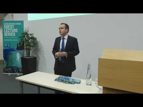 Fraud in the World of Business, a Guest lecture by Chris Clements
