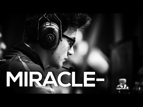 Dota 2 - Miracle | The Legend Videosu