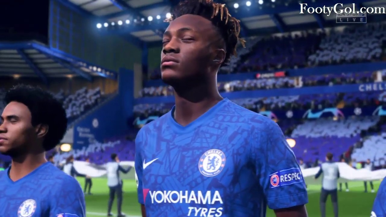 Download Chelsea vs Lille Highlights Champions League 2019