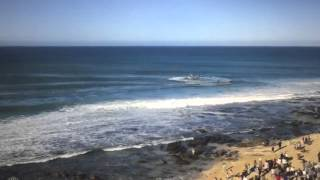 Mick Fanning Shark Attack - J-Bay Open 2015