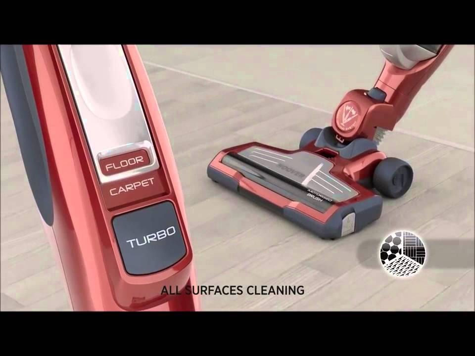 Hoover Scopa Elettrica Senza Sacco Atn300b.Scopa Elettrica Senza Fili Hoover Athen Evo Presentazione Youtube