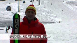 Repeat youtube video Slopeside Ski Review - Head Supershape Magnum 2014/15