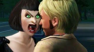 The Sims 3 Supernatural Final Trailer