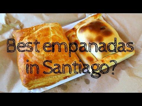The best Empanadas in Santiago?