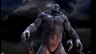 God of War 2 MV