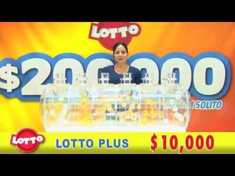 Sorteo Lotto 1814 30-MAY-17